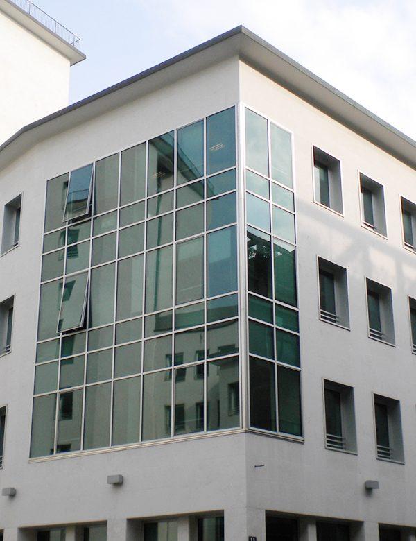 CITY CENTRAL OFFICE BUILDINGS Via Lepetit Milano (Italy)